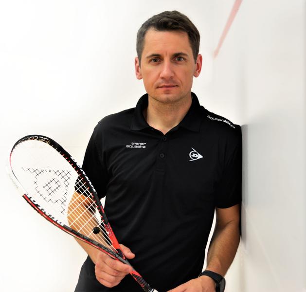 squash coach
